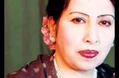 برصغیر کی نامور گلوکارہ اقبال بانو کی آٹھویں برسی منائی گئی