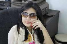 ٹیکس گوشوارے جمع نہ کروانے پر ایف بی آر کا سارہ رضا خان کونوٹس