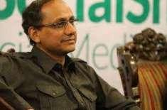 شیخ رشید سیاسی طور پر زندہ رہنے کیلئے آصف  زرداری کے خلاف بیان بازی ..