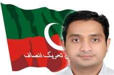 میئر کراچی شہر کی قانونی مارکیٹوں کو تباہ کر رہے ہیں، خرم شیر زمان