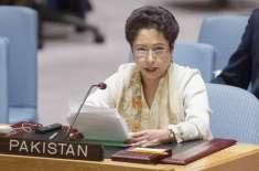 امریکہ ، یوم پاکستان کی پر وقار تقریب ، ڈاکٹرملیحہ لودھی نے یوم پاکستان ..