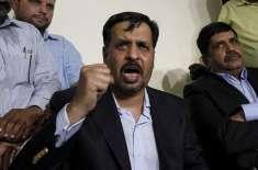 کراچی:پاک سر زمین پارٹی کے رہنمائوں کی سیکریٹری جنرل جے یو آئی مولانا ..