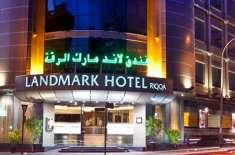 معروف بینکر نے دبئی کے لینڈ مارک ہوٹل پر 50 ملین درہم کا ہرجانہ دائر ..