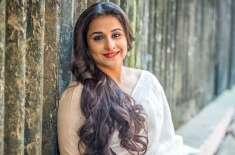 بھارت :بالی ووڈ کی اداکارہ ودیا بالن کے ہاں ننھے مہمان کی جلد آمد کا ..