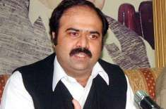 پشاور، ڈیمزبنانے کے خلاف نہیں لیکن کالاباغ ڈیم متنازعہ ہے،سکندرخان ..