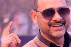 افتخار عفی ''ناگن '' کی کامیابی کے بعد ہارر ڈرامہ سیریل لکھنے میں ..