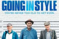 ہالی وڈ فلم ''گوئنگ ان سٹائل''7 اپریل کو ریلیز ہو گی