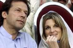 عمران خان کی شیروانی پر جمائما گولڈ اسمتھ کے ٹویٹر اکاؤنٹ سے رد عمل ..