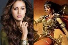 دیشا پٹانی نے فلم ''سنگھامیترا'' میں شروتی ہاسن کی جگہ لے لی