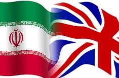 برطانوی وزیر خارجہ کادورہ ایران ،جوہری معاہدی کی پاسداری کا اعادہ