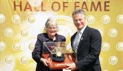 سابق آسٹریلوی کرکٹر آرتھر مورس آئی سی سی کرکٹ ہال آف فیم میں شامل
