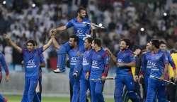 آئرلینڈ ناکام، افغانستان نے ڈیزرٹ ٹی ٹونٹی چیلنج کپ جیت لیا، محمدنبی ..