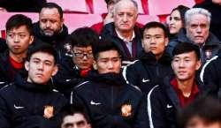 چینی سپرلیگ کلب گوانگ ژو 2020تک مکمل طور پر چینی کھلاڑیوں پر مشتمل ٹیم ..
