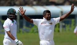 سری لنکن سپنر رنگناہیراتھ کو سٹورٹ براڈ کی زیادہ ٹیسٹ وکٹوں کا ریکارڈ ..