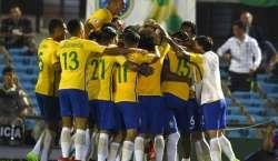 برازیل فٹبال ورلڈ کپ 2018' کیلئے کوالیفائی کرنے والا پہلا ملک بن گیا
