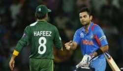 پاکستان کا بھارت کو کرارا جواب، کرکٹ سیریز کھیلنے سے صاف انکار کر دیا