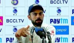 """ویرات کوہلی کا کینگرو کرکٹرز کے بارے میں متنازع کمنٹس پر """"یوٹرن """""""