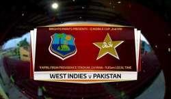 دوسرا ون ڈے، پاکستان نے ویسٹ انڈیز کو جیت کے لیے 283رنز کا ہدف دیدیا