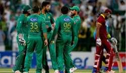 دوسرا ون ڈے ، پاکستان نے ویسٹ انڈیز کو 74رنز سے ہرا دیا