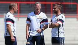 جرمن کوچز نے نوجوان فٹبالرز کو ٹریننگ دینا شروع کردی