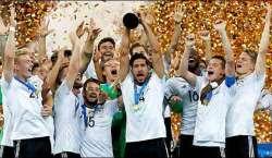 جرمنی نے چلی کو ایک صفر سے شکست دے کر کنفیڈریشن کپ ٹائٹل اپنے نام کر ..