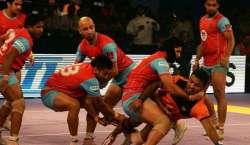 بھارتی کبڈی لیگ میں پاکستانی کھلاڑیوں کی شرکت پر پابندی عائد کر دی ..