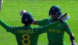پاکستان انگلینڈ کو شکست دے کر چیمپئنز ٹرافی کے فائنل میں پہنچ گیا