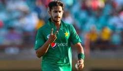 حسن علی گزشتہ 18 ایک روزہ میچز میں پاکستان کے سب سے کامیاب تیز گیند باز