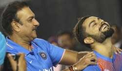 روی شاستری کو بھارتی کرکٹ ٹیم کا نیا کوچ مقرر کردیا گیا