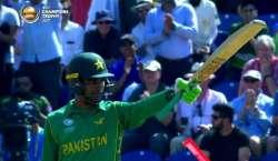 پاکستان کے دھواں دار بلے باز فخر زمان ماضی میں پاکستان نیوی کا بھی حصہ ..