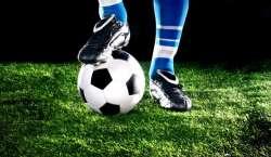 ڈسٹرکٹ فٹ بال ٹورنامنٹ سکردو کا فائنل میچ نیورنگاہ سپورٹس کلب اور شاہین ..