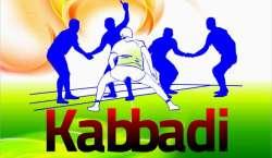 قومی انٹرڈیپارٹمنٹ کبڈی چیمپئن شپ روواں سال اگست میں کھیلی جائے گی،رانا ..