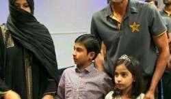 بیٹی کو کرکٹ کا شوق ہے ، بیٹے کو سکواش پلیئر بنانا چاہتا ہوں:یونس خان