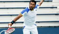 ہال آف فیم ٹینس؛ اعصام الحق کی مینز ڈبلز کے سیمی فائنل میں رسائی