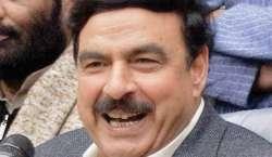 شیخ رشید نے پاک بھارت میچ برمنگھم جاکر دیکھنے کا اعلان کردیا