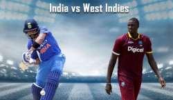 ویسٹ انڈیز اور بھارت کی کرکٹ ٹیموں کے درمیان واحد ٹی ٹونٹی میچ پرسوں ..