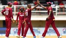 ویسٹ انڈیز کا بھارت کے خلاف آخری تین ون ڈے میچوں کیلئے 13 رکنی ٹیم کا ..