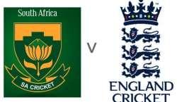 انگلینڈ اور جنوبی افریقہ کے درمیان چار ٹیسٹ میچوں پر مشتمل سیریز کا ..