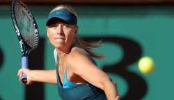 اسٹینفورڈ ٹینس؛ ماریا شراپووا کی دوسرے راؤنڈ میں رسائی