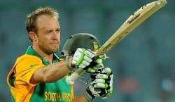 جنوبی افریقی بلے باز ڈویلیئرز بھارت سے ٹیسٹ میں نمبرون ٹیم کا سٹیٹس ..