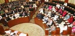 سندھ اسمبلی کا اجلاس ڈیڑھ گھنٹے کی ..