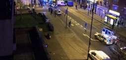 برطانیہ میں گاڑی سے لوگوں کو کچلنے ..