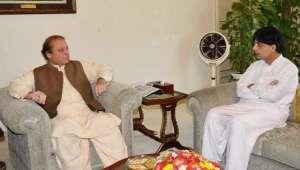 سابق وزیراعظم محمد نوازشریف اور چوہدری نثارکے درمیان ملاقات کی اندرونی ..