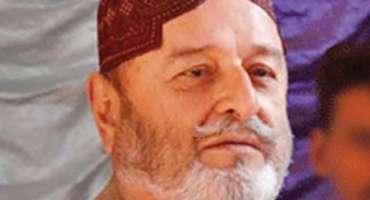 بھٹوکی پھانسی پرحاکم زرداری نےمٹھائی بانٹی،سربراہ سندھ نیشنل فرنٹ ..