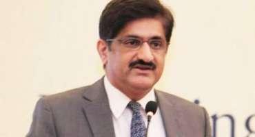 مٹیاری ،وزیر اعلی سندھ سید مراد علی شاہ نے سندھ کے عظیم صوفی بزرگ حضرت ..