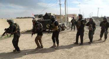 عراقی فورسز نے تل عفر کے نواح میںداعش کے خلاف آپریشن شروع کر دیا