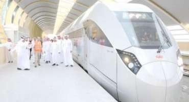 سعودی عرب، ریاست کی سب سے طویل ریلوے لائن دسمبر سے کام کرنے کے لئے تیار