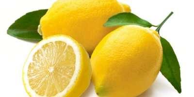 لیموں کینسر سمیت کئی بیماریوں سے بچائومیں مددگار ثابت ہوتاہے، ماہرین ..
