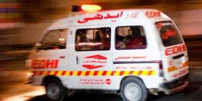 ایدھی ایمبولینس سروس سکول علامہ اقبال ٹاؤن لاہور کا افتتاح