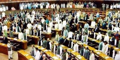 قومی اسمبلی نے رواں مالی سال کے مختص بجٹ گرانٹ میں سے 638698 روپے قومی ..